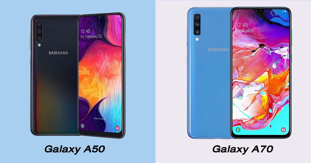 ผลการค้นหารูปภาพสำหรับ Samsung A50 A70