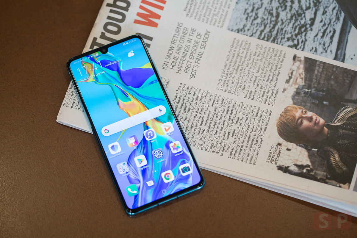 Review Huawei P30 SpecPhone 068