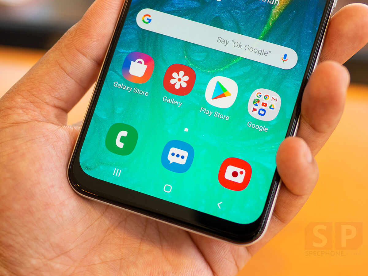 Review Samsung Galaxy A30 SpecPhone 18