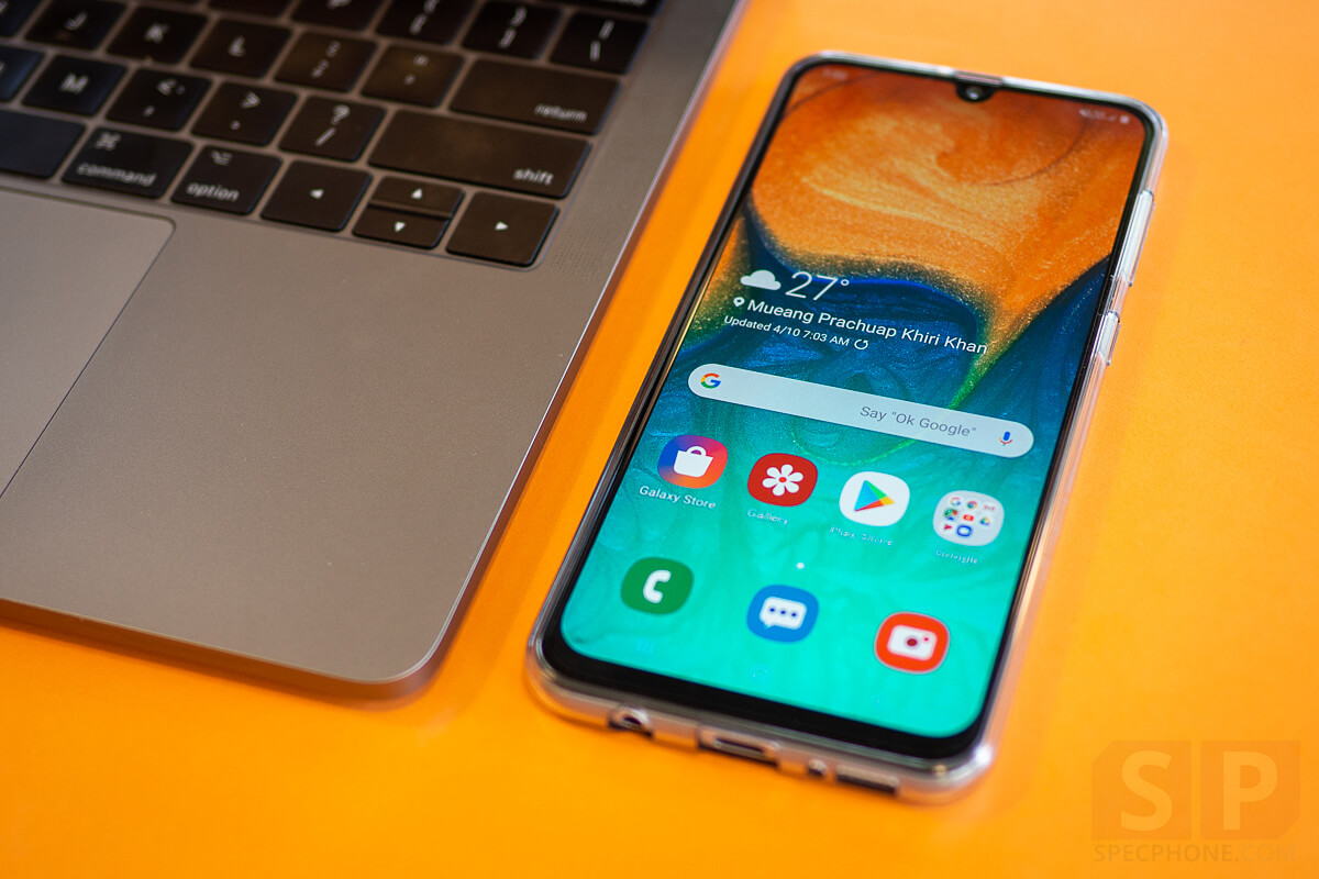 Review Samsung Galaxy A30 SpecPhone 41