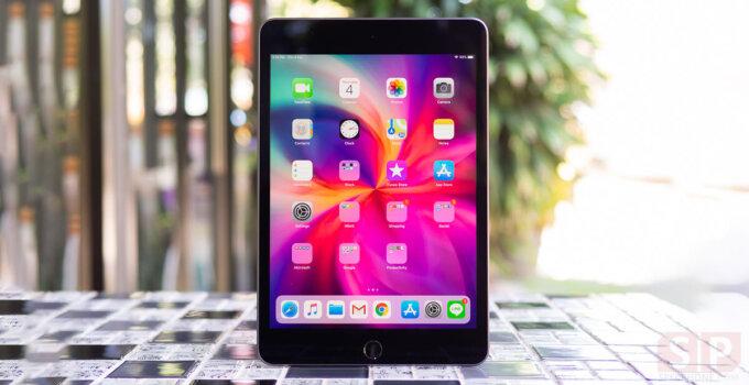 Review iPad mini 5 SpecPhone 1 1
