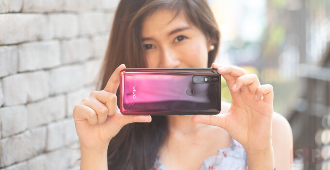 Vivo V15 Perfect Shot SpecPhone Cover