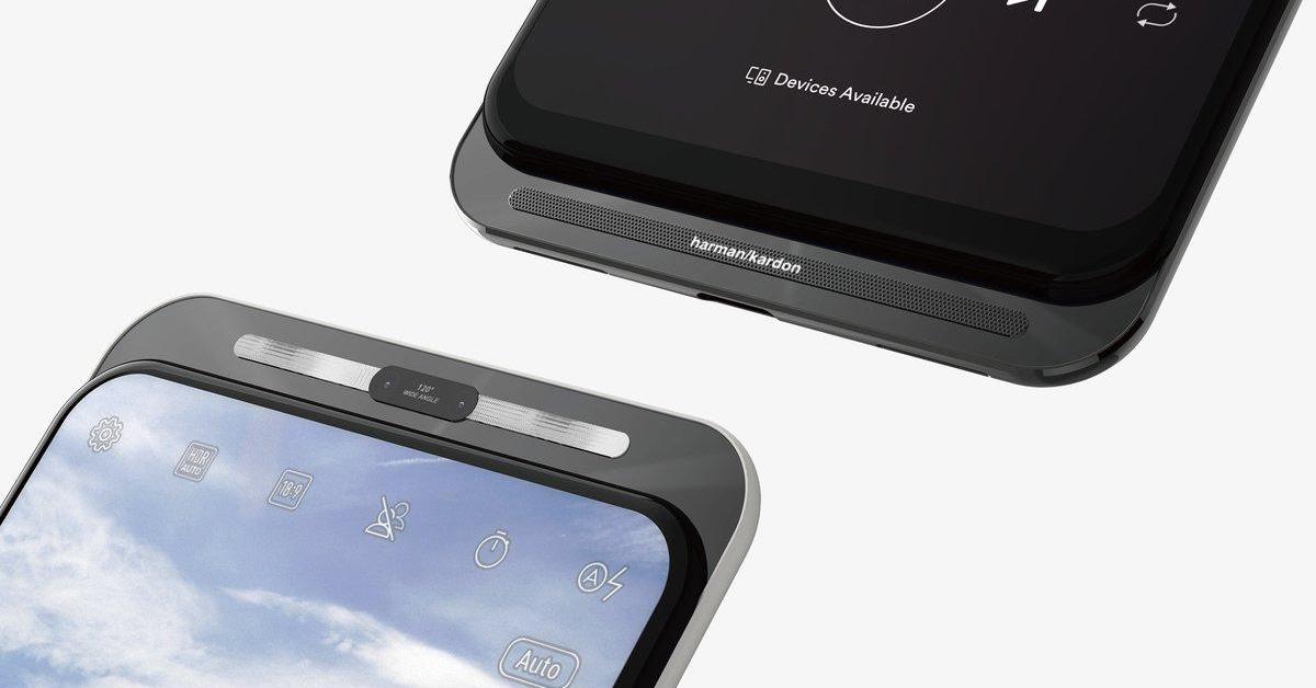 เผยภาพ ASUS ZenFone 6 ในคอนเซ็ปท์ตัวเครื่องแบบสไลด์ รองรับการเชื่อมต่อ 5G