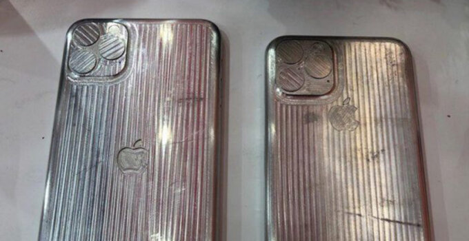 iphone xi and xi max molds