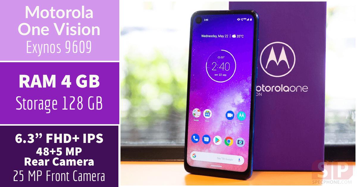 [Review] รีวิว Motorola One Vision ราคาไม่ถึงหมื่น ได้จอ 21:9 กล้องแจ่ม เร็วในสไตล์ Android One แบบคลีน ๆ