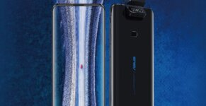 Asus ZenFone 6 is official motorized camera Snapdragon 855 499