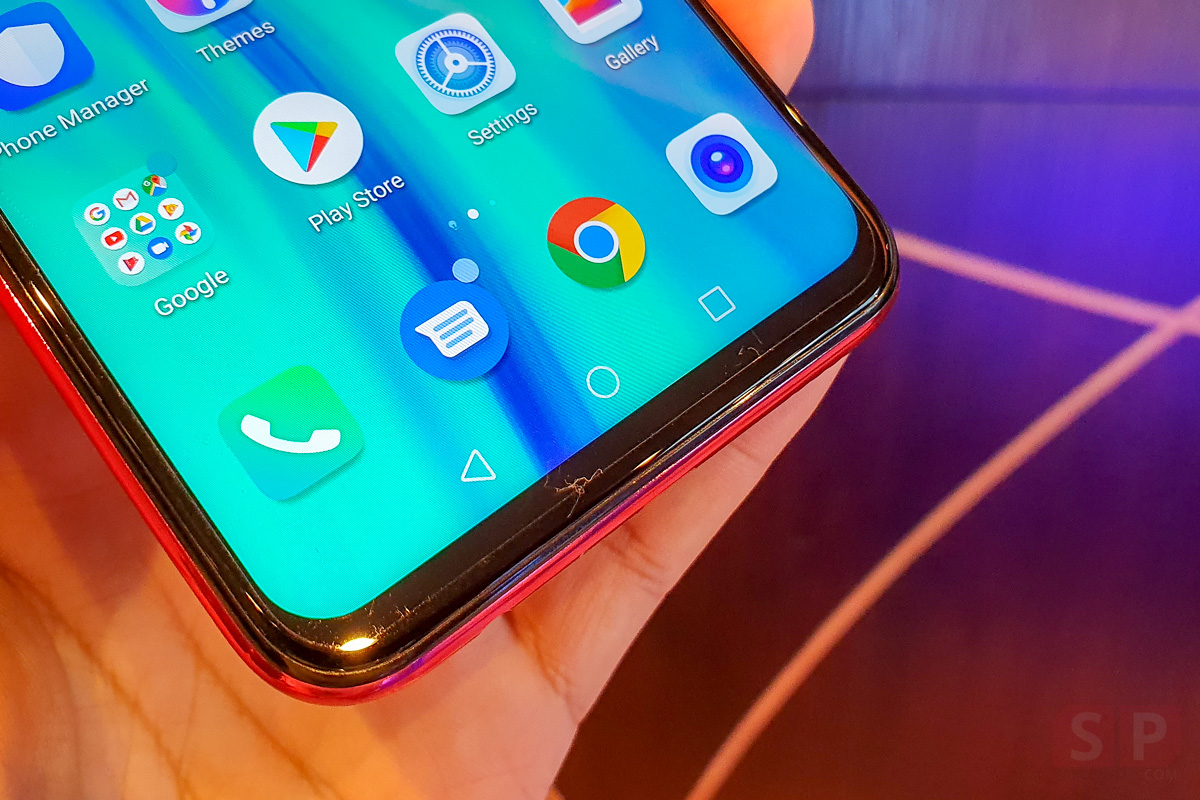 Hands on HONOR 20 Lite SpecPhone 0005