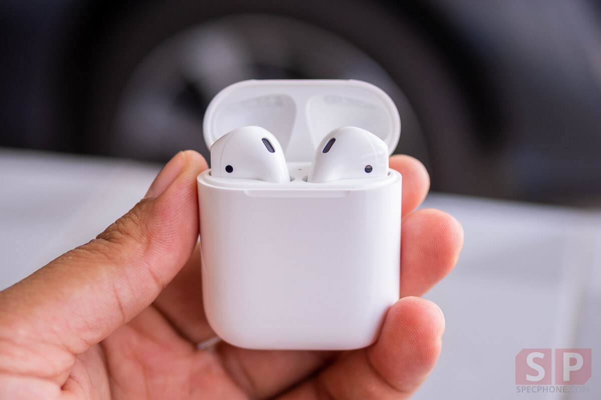 Review Apple AirPods 2 SpecPhone 12