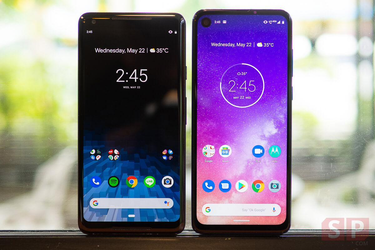 Review Motorola One Vision SpecPhone 14