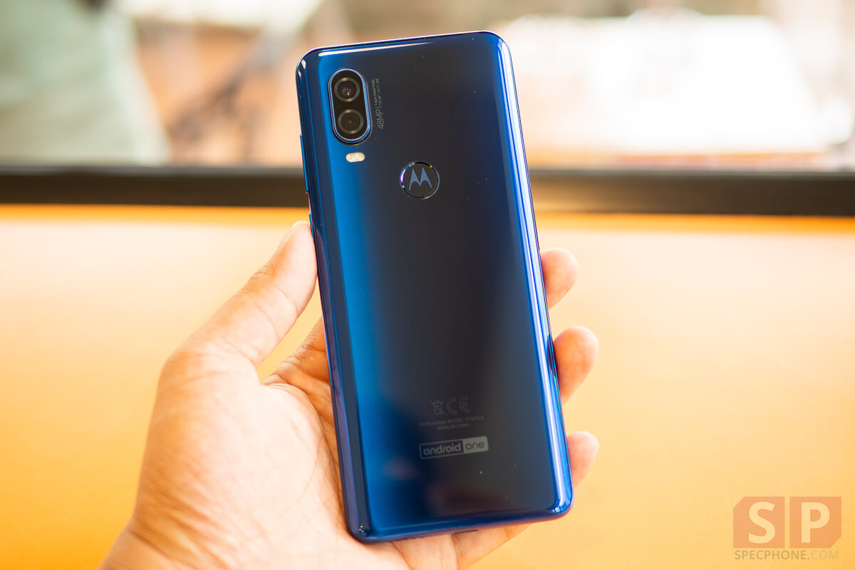 Review Motorola One Vision SpecPhone 18