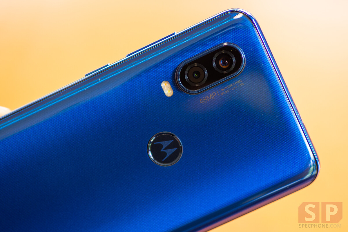 Review Motorola One Vision SpecPhone 23