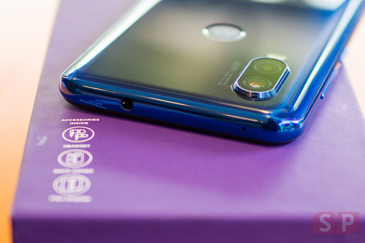Review Motorola One Vision SpecPhone 27