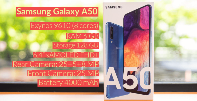 Review Samsung Galaxy A50 SpecPhone 33