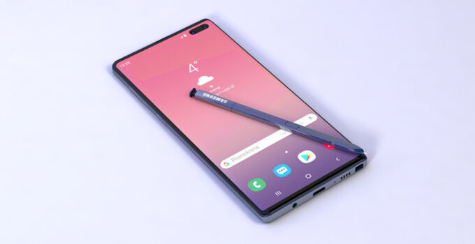 Samsung Galaxy Note 10 may support 50W super fast charging