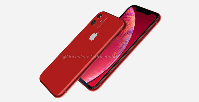 iPhone XR 2019 5K3 1