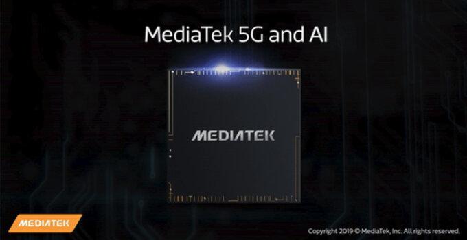 MediaTek เตรียมเปิดตัวชิปประมวลผลที่มาพร้อมโมเด็ม 5G และระบบรองรับ AI ในตัวภายในเดือนนี้