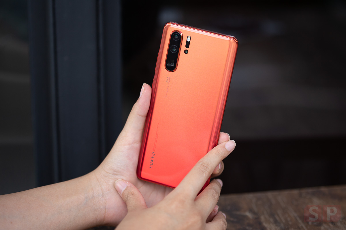 Review HUAWEI P30 Pro Amber Sunrise SpecPhone 00004