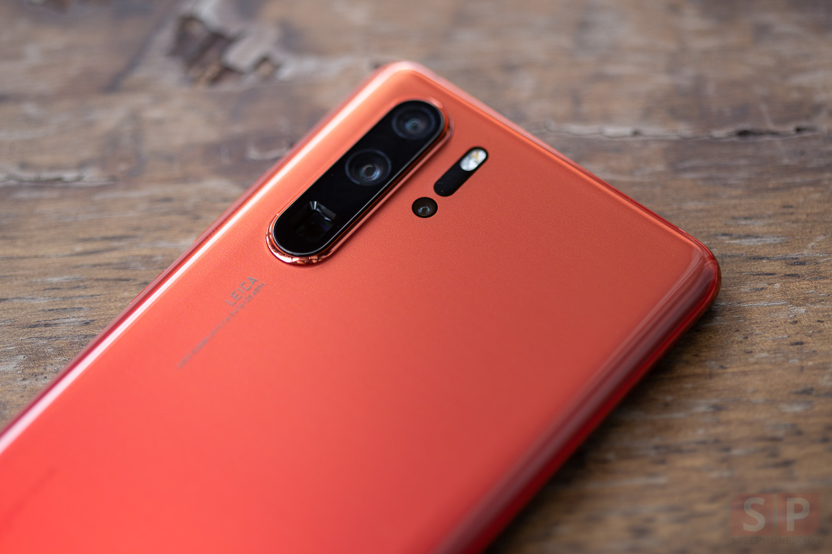 Review HUAWEI P30 Pro Amber Sunrise SpecPhone 00009