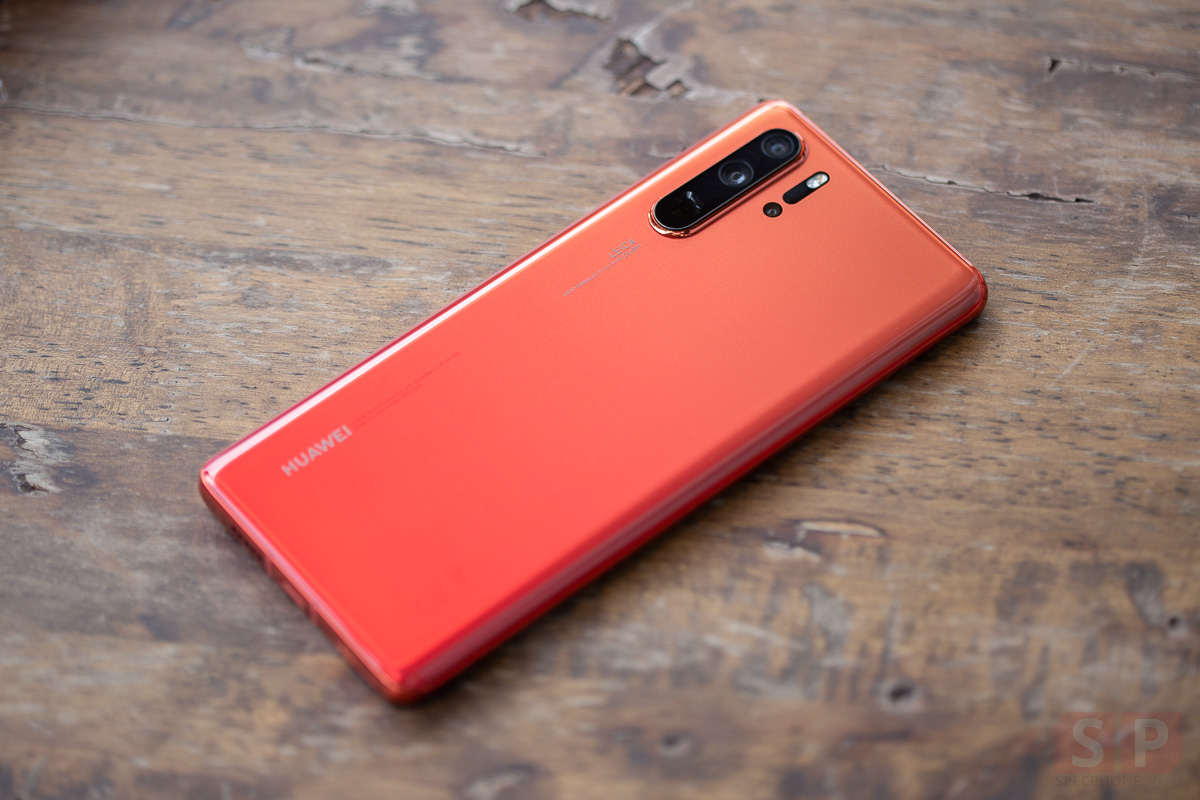 Review HUAWEI P30 Pro Amber Sunrise SpecPhone 00010
