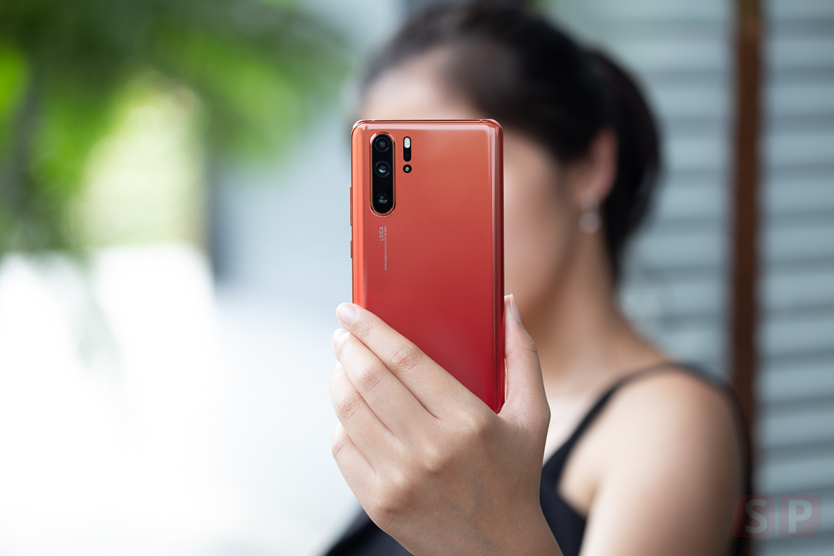 Review HUAWEI P30 Pro Amber Sunrise SpecPhone 00011