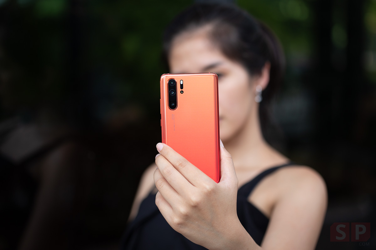 Review HUAWEI P30 Pro Amber Sunrise SpecPhone 00012