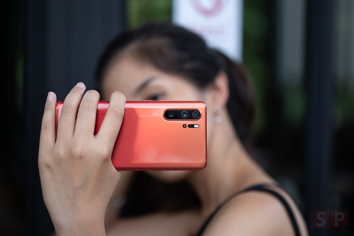 Review HUAWEI P30 Pro Amber Sunrise SpecPhone 00014