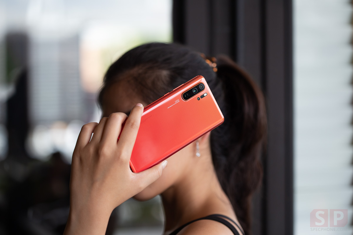 Review HUAWEI P30 Pro Amber Sunrise SpecPhone 00018