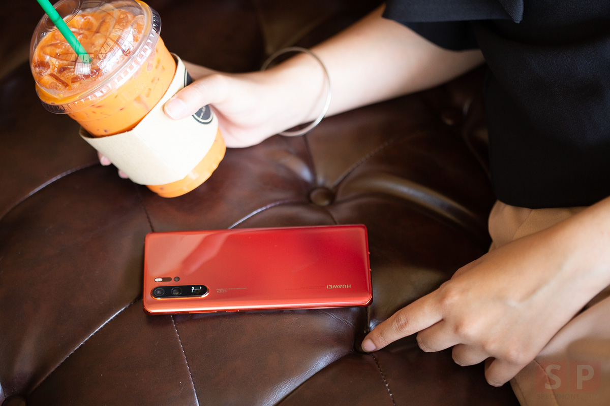 Review HUAWEI P30 Pro Amber Sunrise SpecPhone 00020