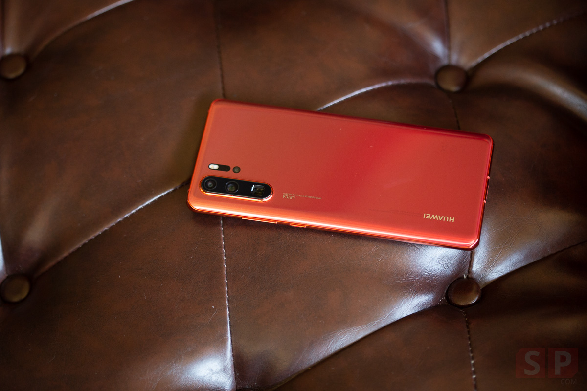 Review HUAWEI P30 Pro Amber Sunrise SpecPhone 00021