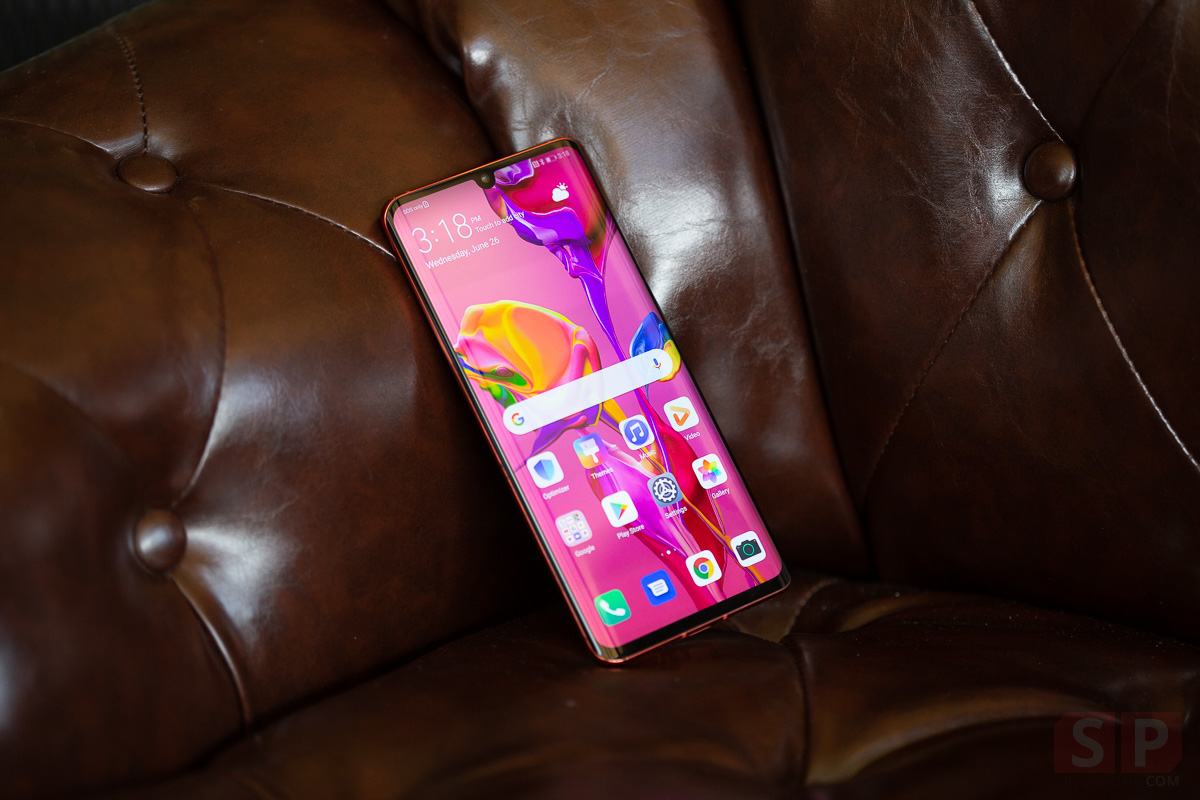 Review HUAWEI P30 Pro Amber Sunrise SpecPhone 00024