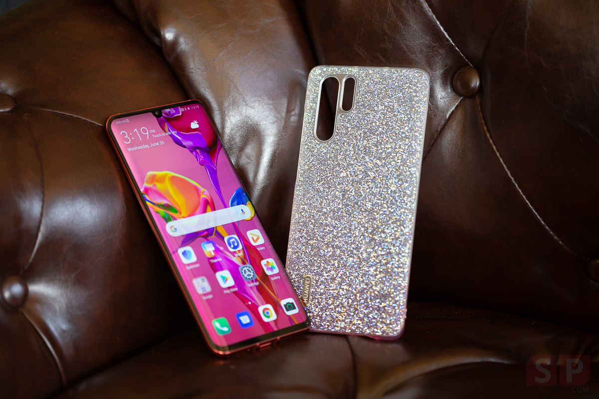 Review HUAWEI P30 Pro Amber Sunrise SpecPhone 00025
