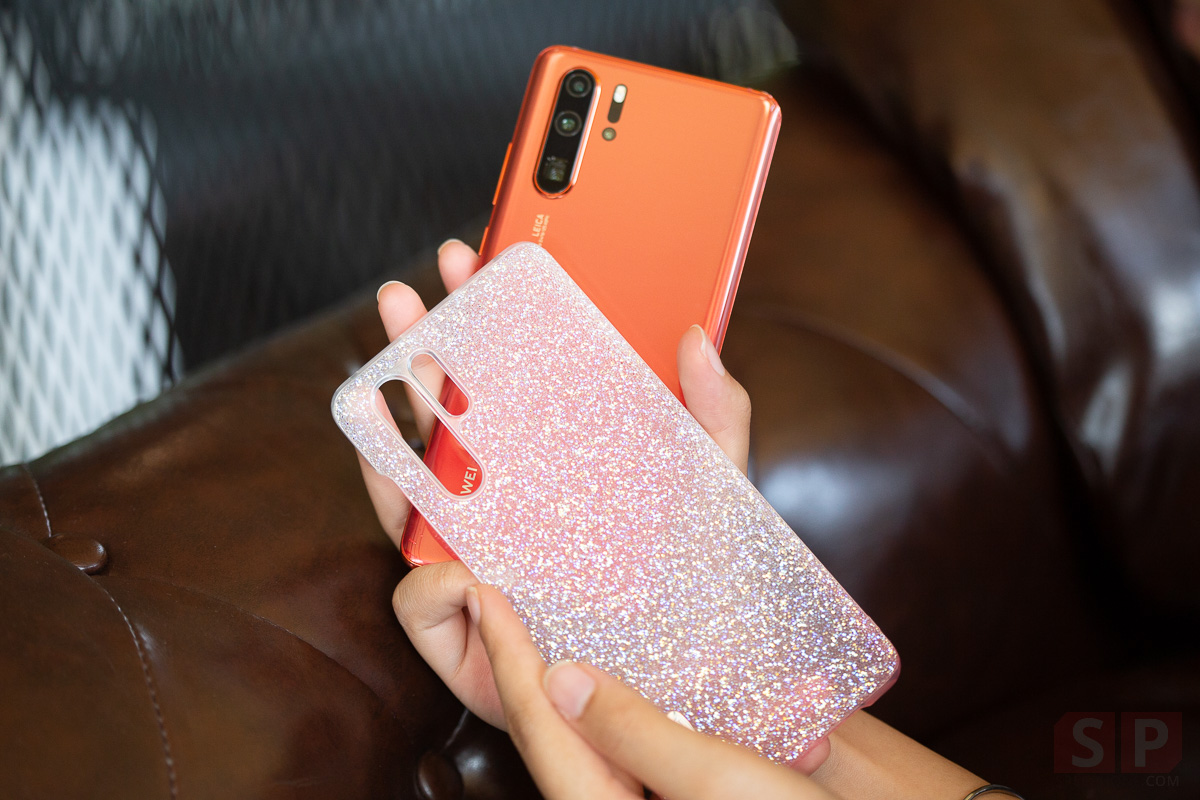 Review HUAWEI P30 Pro Amber Sunrise SpecPhone 00029