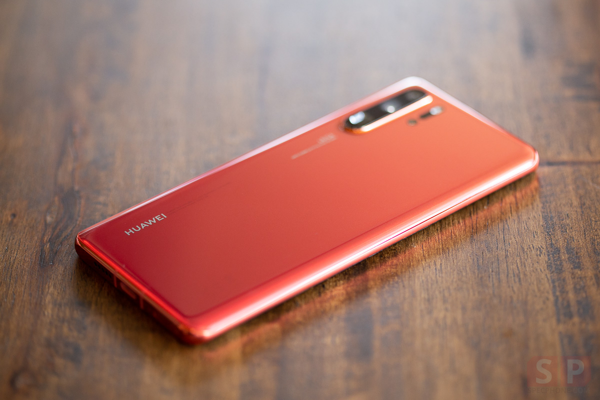 Review HUAWEI P30 Pro Amber Sunrise SpecPhone 00038