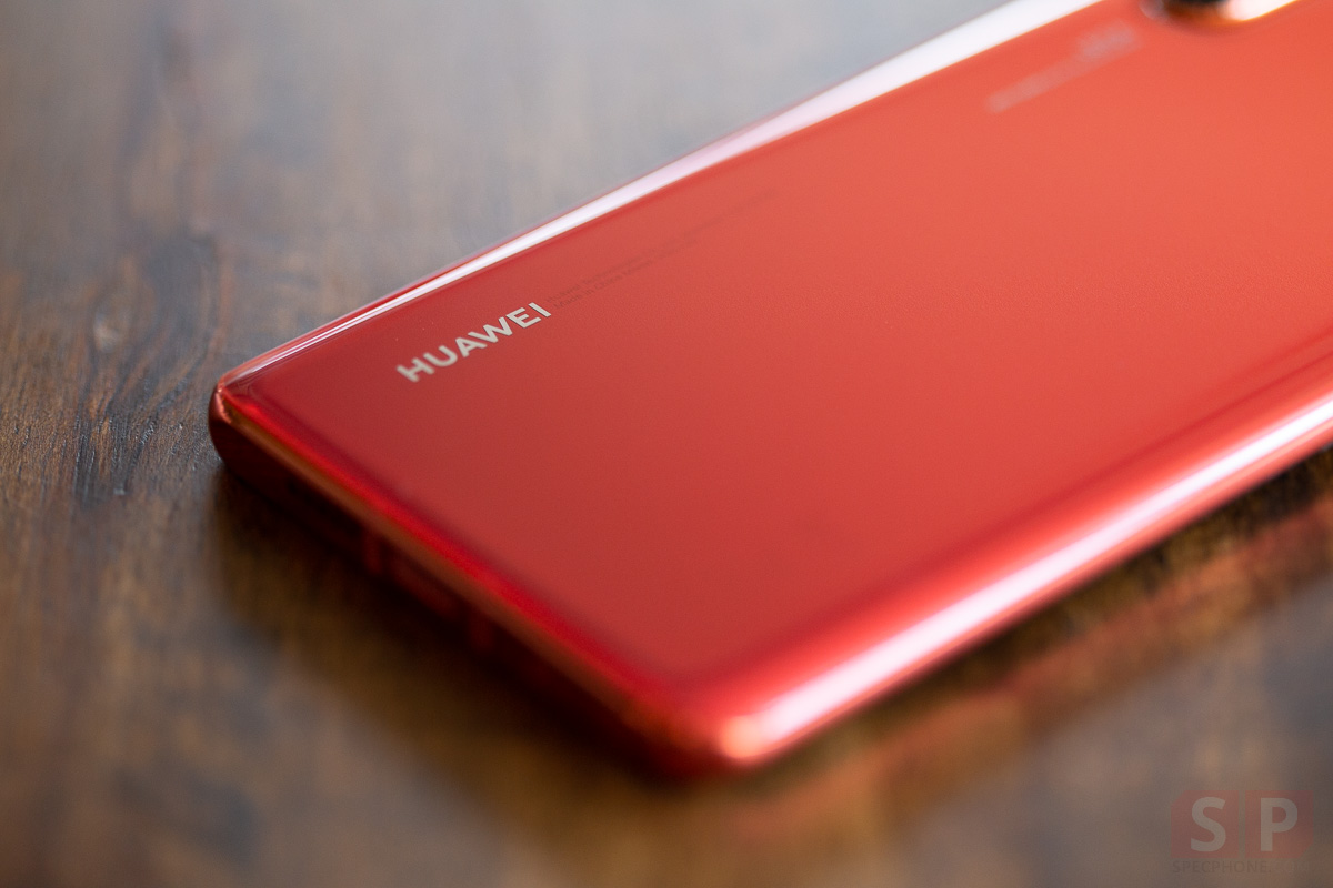 Review HUAWEI P30 Pro Amber Sunrise SpecPhone 00039