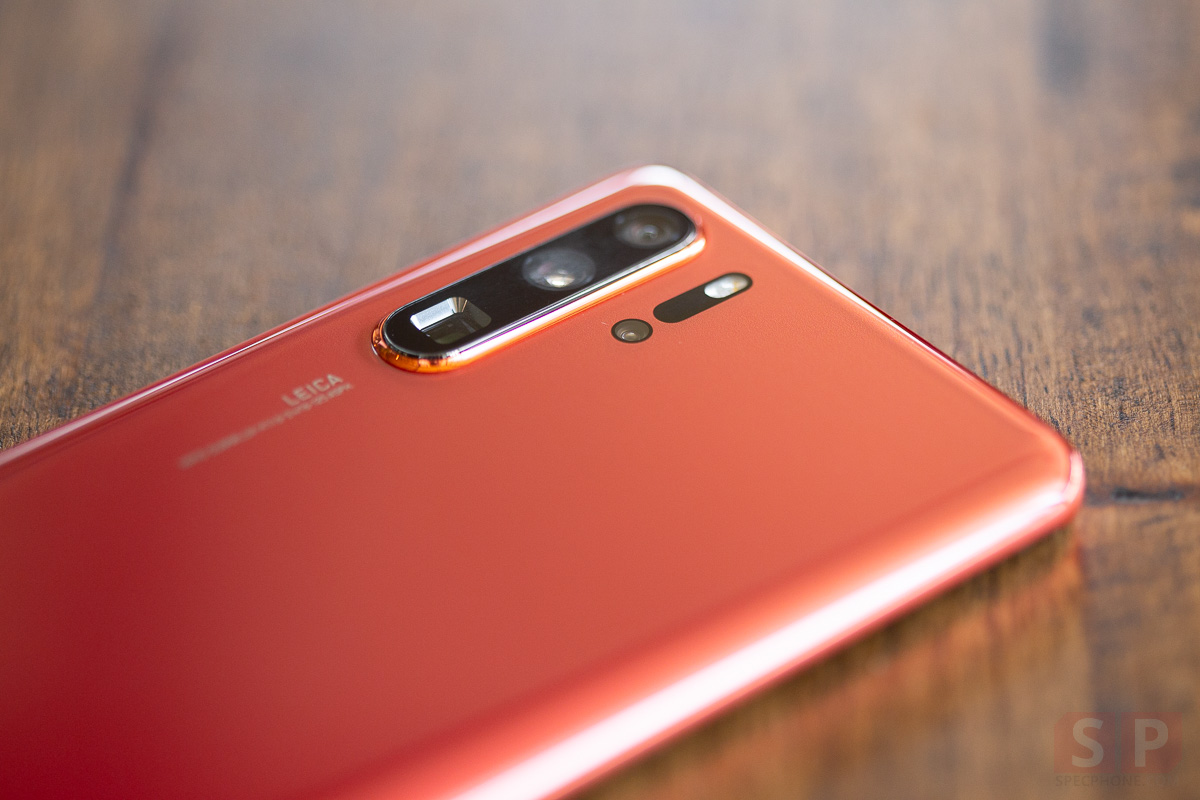 Review HUAWEI P30 Pro Amber Sunrise SpecPhone 00040