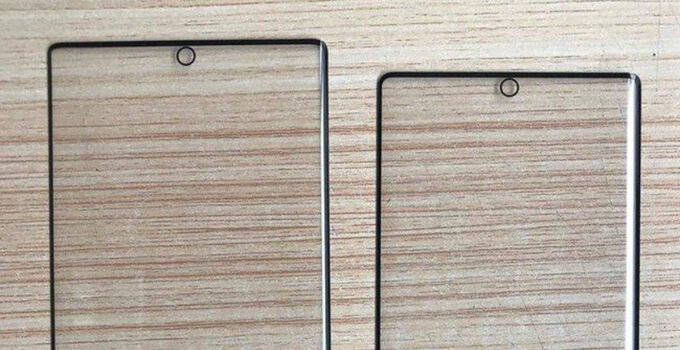 galaxy note 10 and note 10 pro screen 1