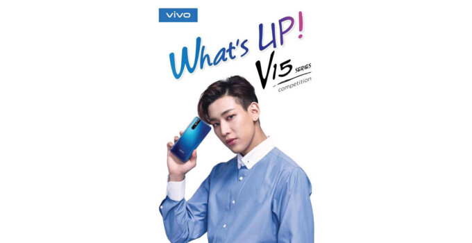 poster PR Vivo Whats Up V15 Series cover