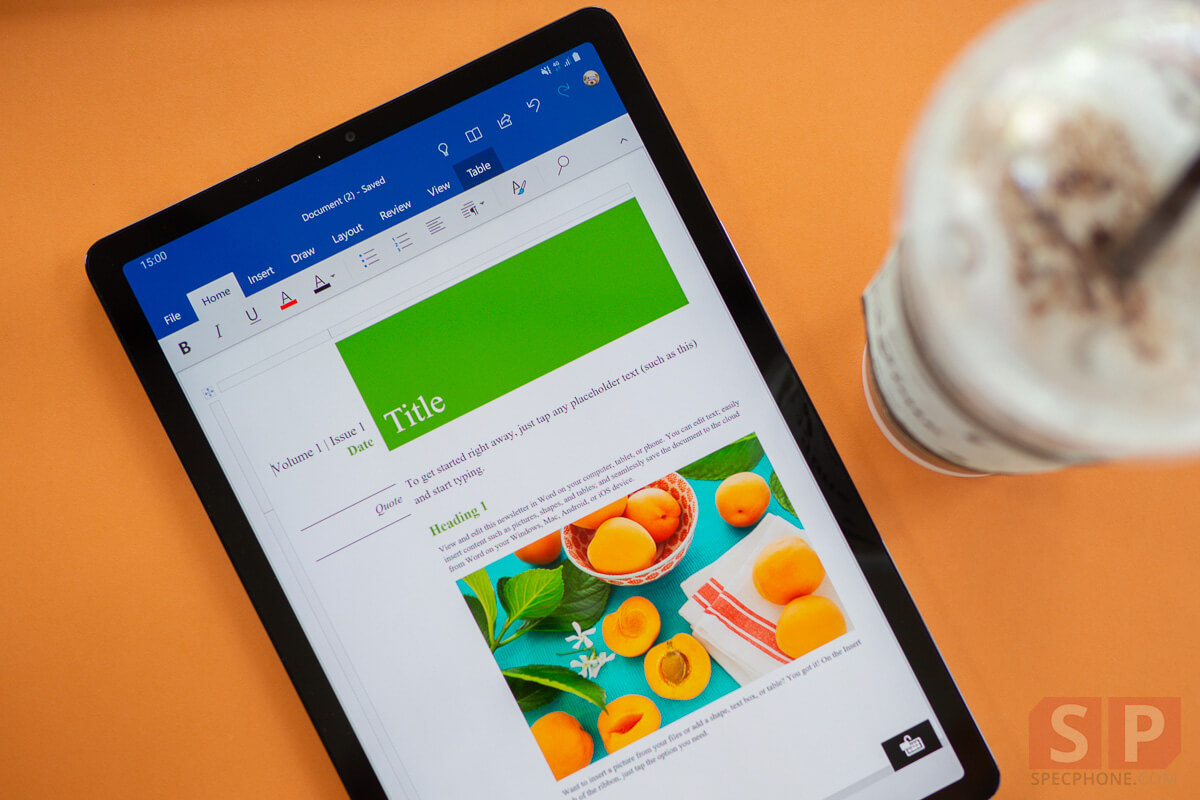 Review Samsung Galaxy Tab S5e SpecPhone 24