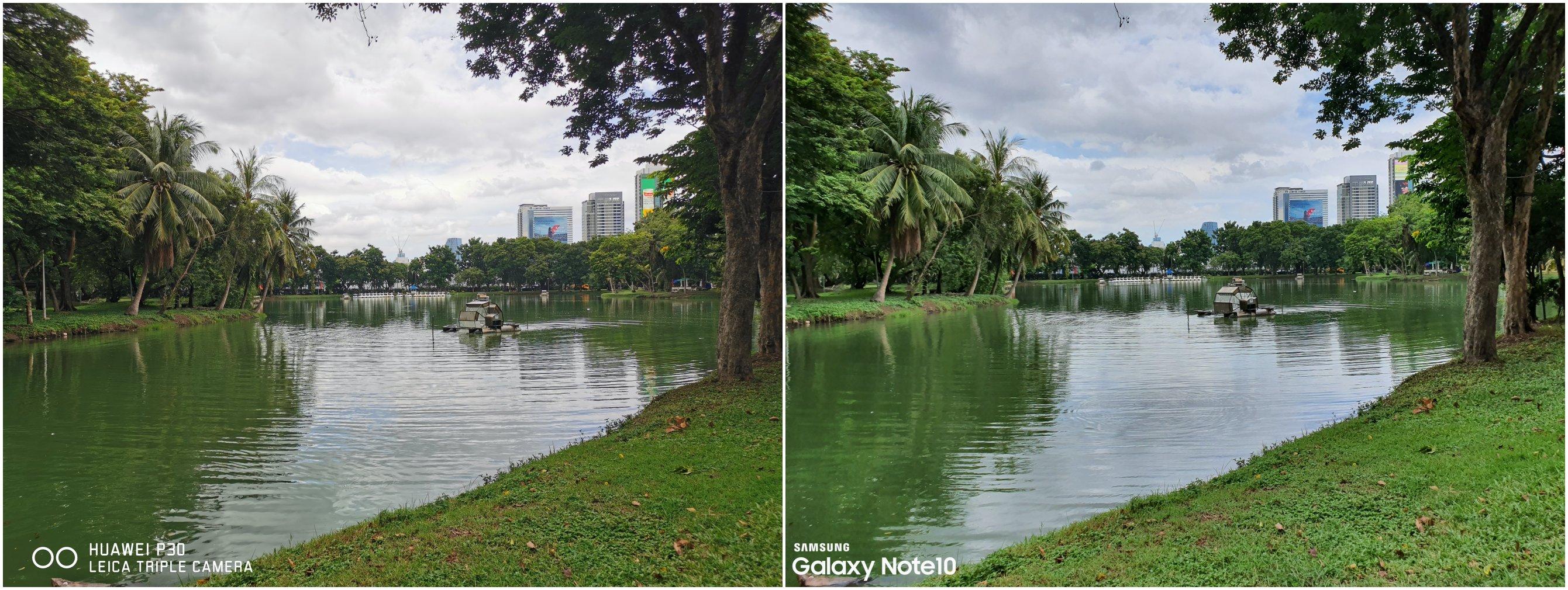 Camera Battle Galaxy Note 10 vs HUAWEI P30 SpecPhone 0001