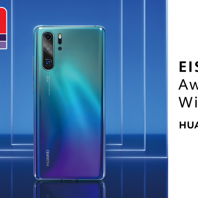 HUAWEI P30 Pro EISA Awards_Photo