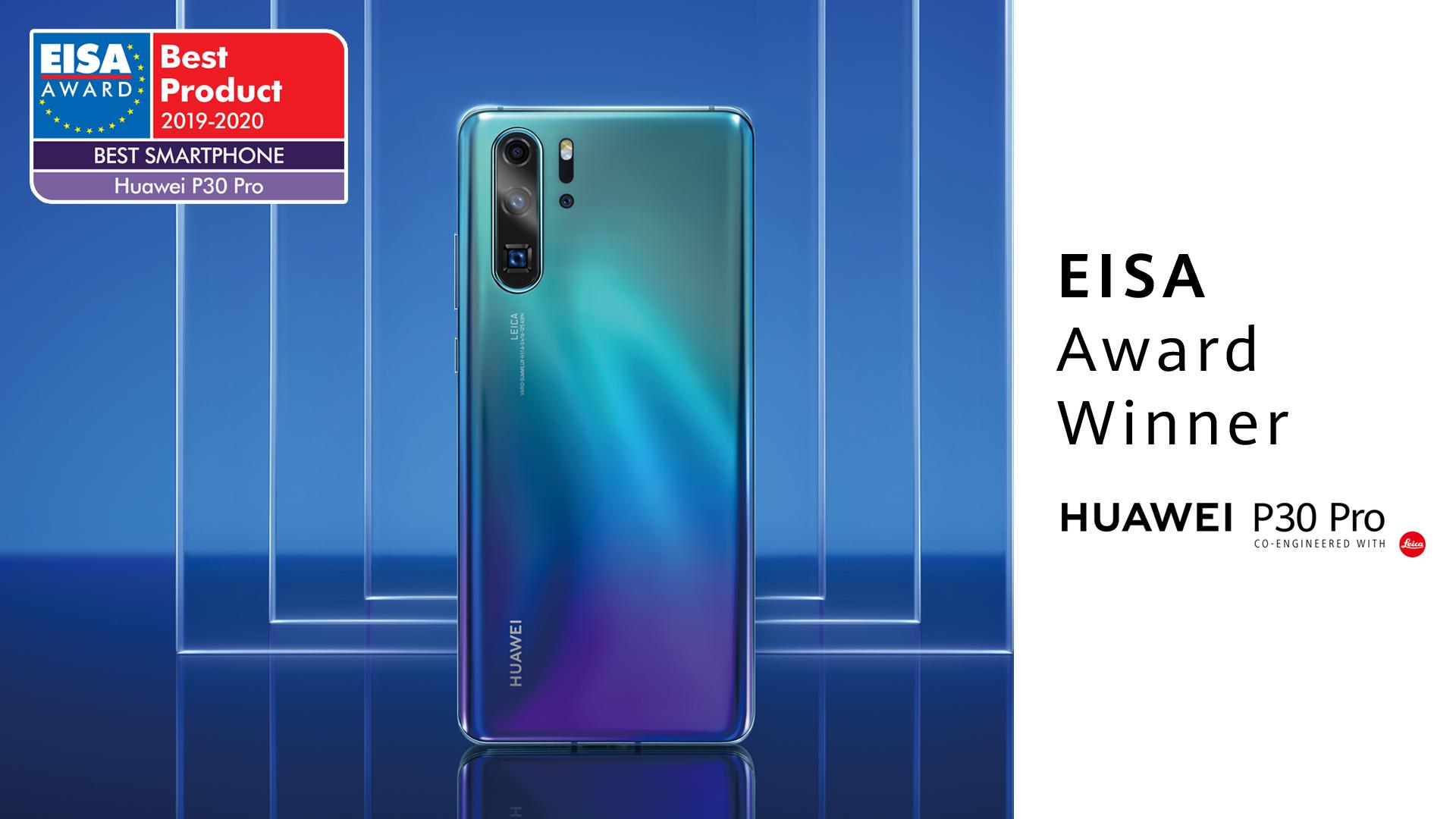 HUAWEI P30 Pro EISA Awards Photo