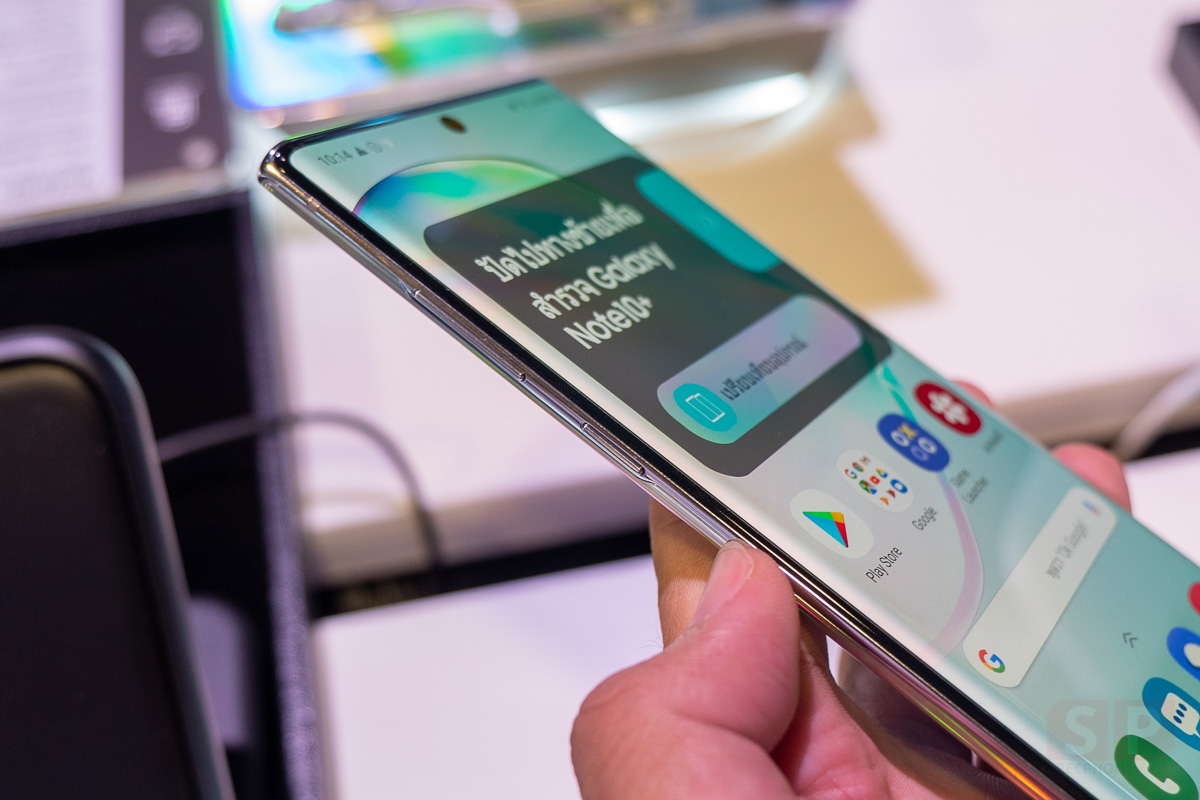 Hands on Samsung Galaxy Note 10 and Note 10 Plus SpecPhone 0020
