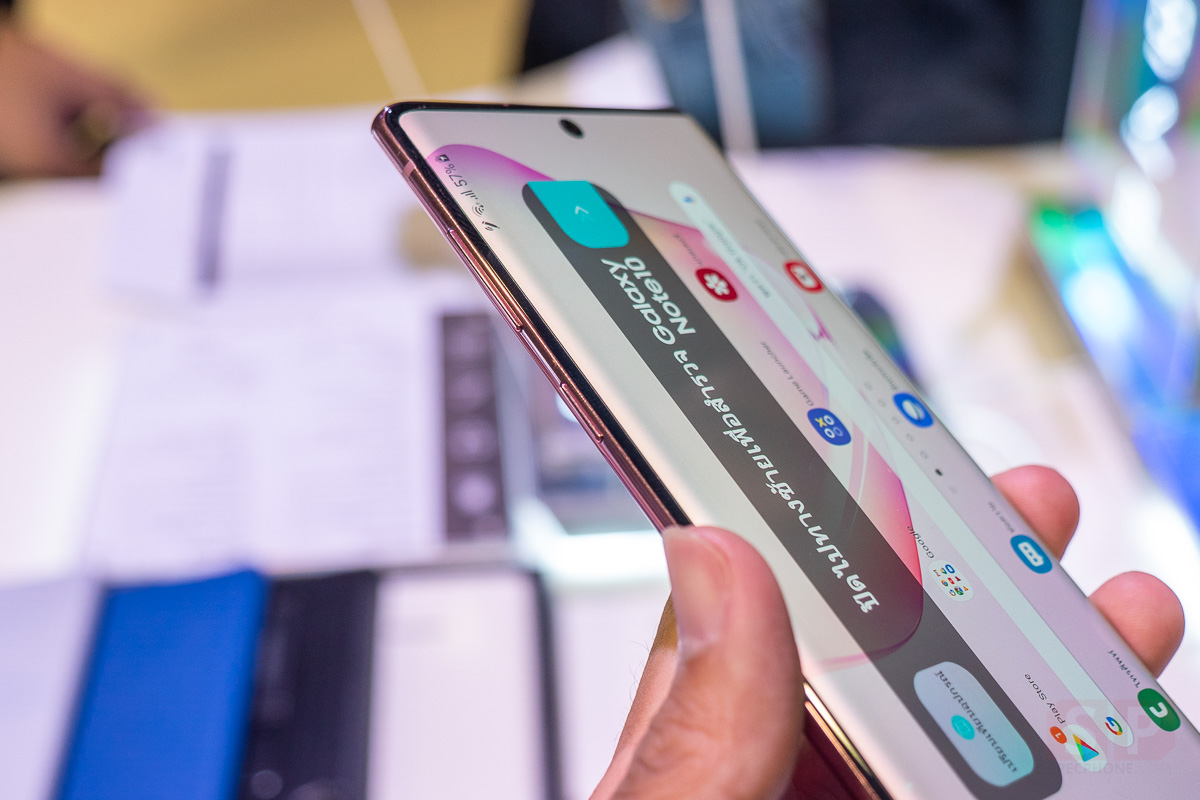 Hands on Samsung Galaxy Note 10 and Note 10 Plus SpecPhone 0038