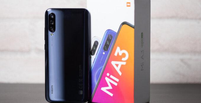 Review Xiaomi Mi A3 SpecPhone 020