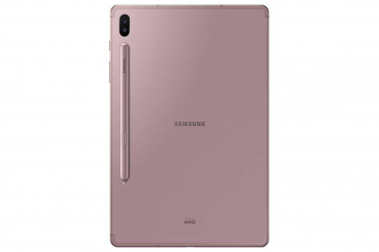 Galaxy Tab S6 PR News