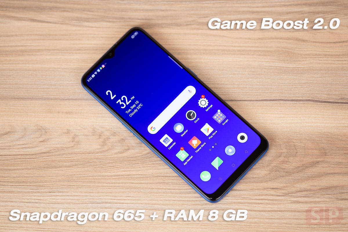 OPPO A9 2020 Gaming Performance SpecPhone 0003