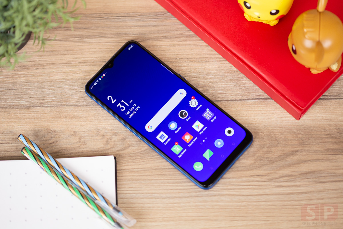 Review OPPO A9 2020 SpecPhone 005