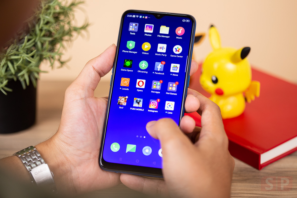 Review OPPO A9 2020 SpecPhone 020