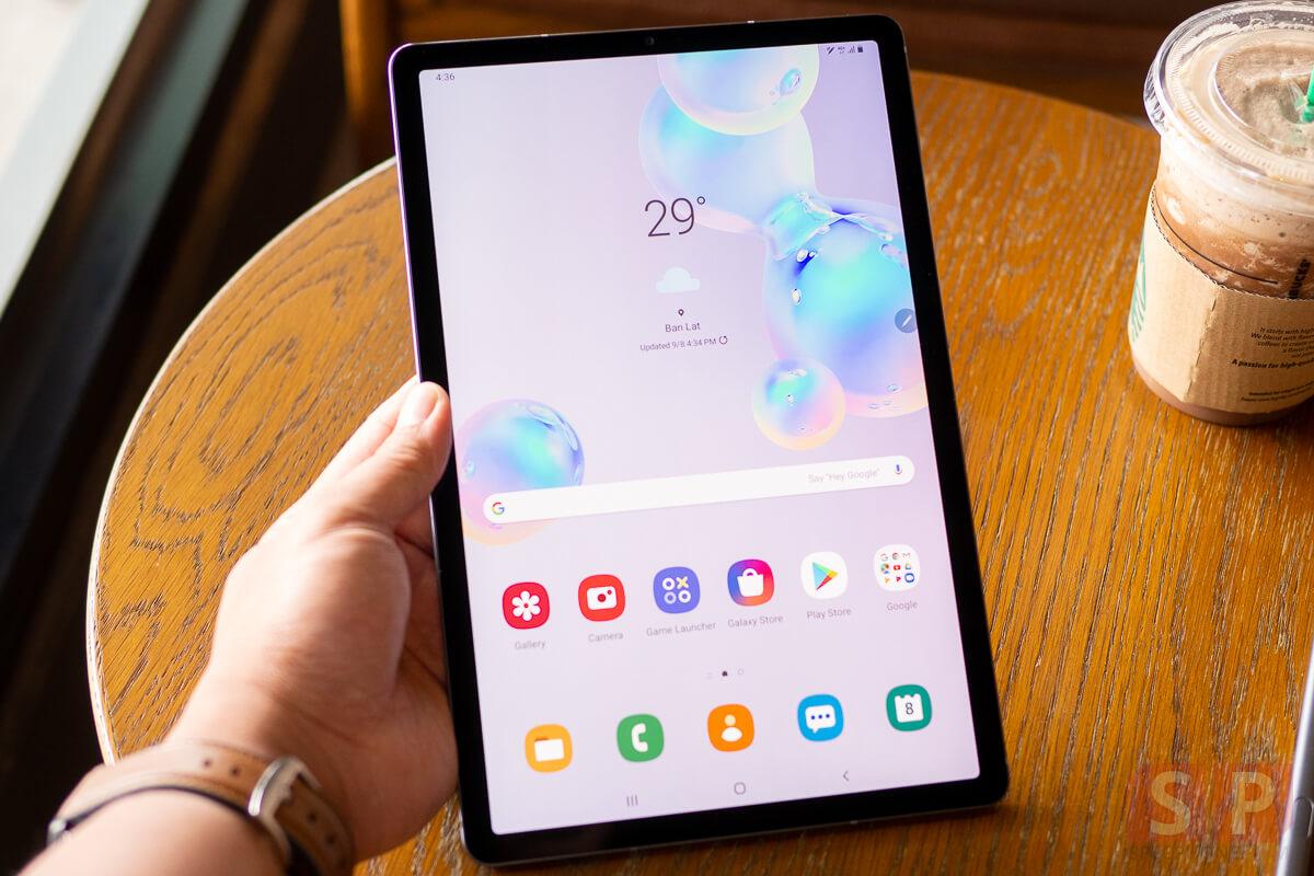 Review Samsung Galaxy Tab S6 5