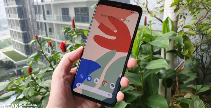 batch of pixel 4xl pictures are leaked 614
